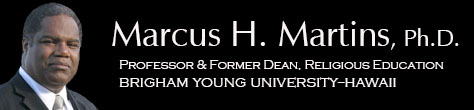 Dr. Marcus H. Martins - title