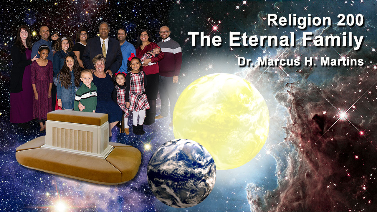REL 200 - The Eternal Family